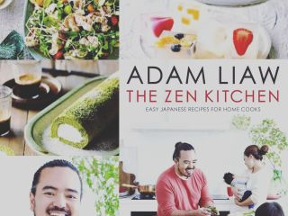 Win a Signed Copy of Adam Liaw's Zen Kitchen