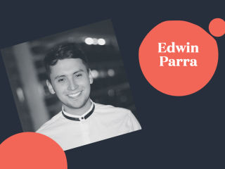 A Q&A with our Development Coordinator: Edwin Parra