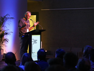 Jasper Fforde on the power of imagination at BWF19