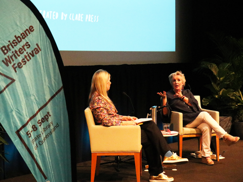 Jane Caro in conversation with Clare Press
